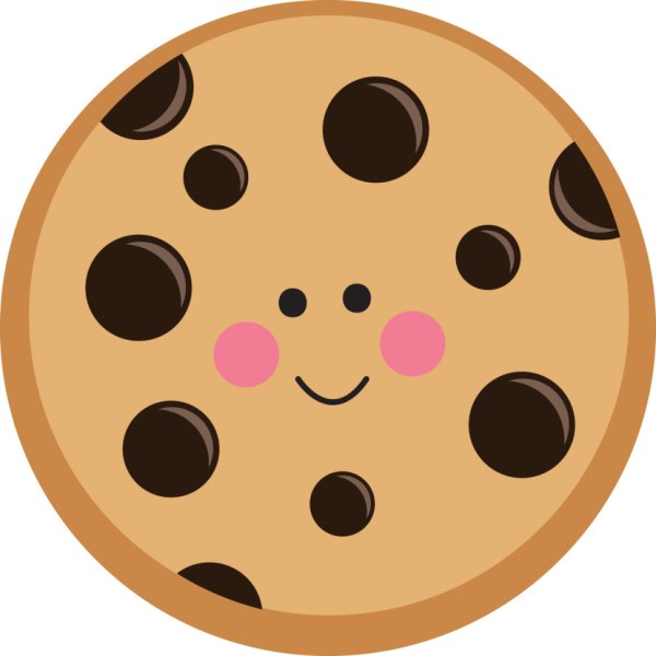 cookie clipart #9614