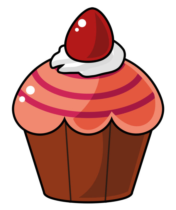 cupcake clipart #21815