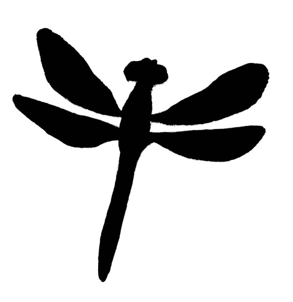 dragonfly clipart #12570
