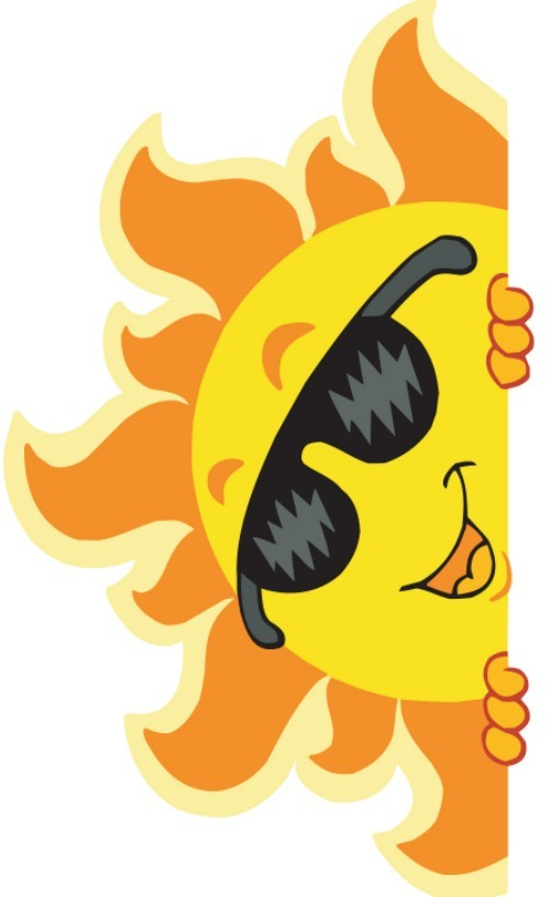 happy summer clipart #20059