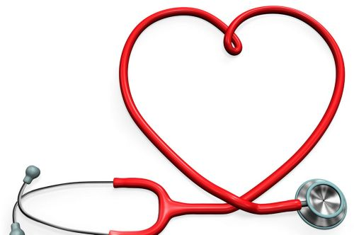 small resolution of heart stethoscope