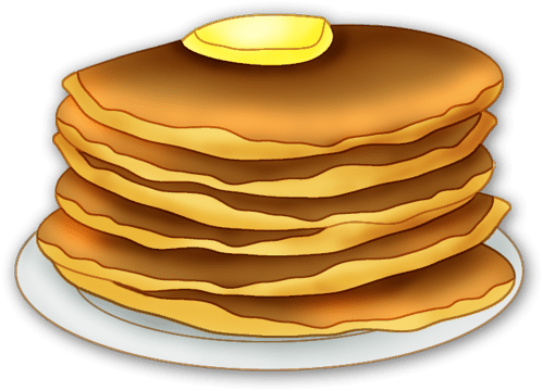 small resolution of images pancakes clipart page 2