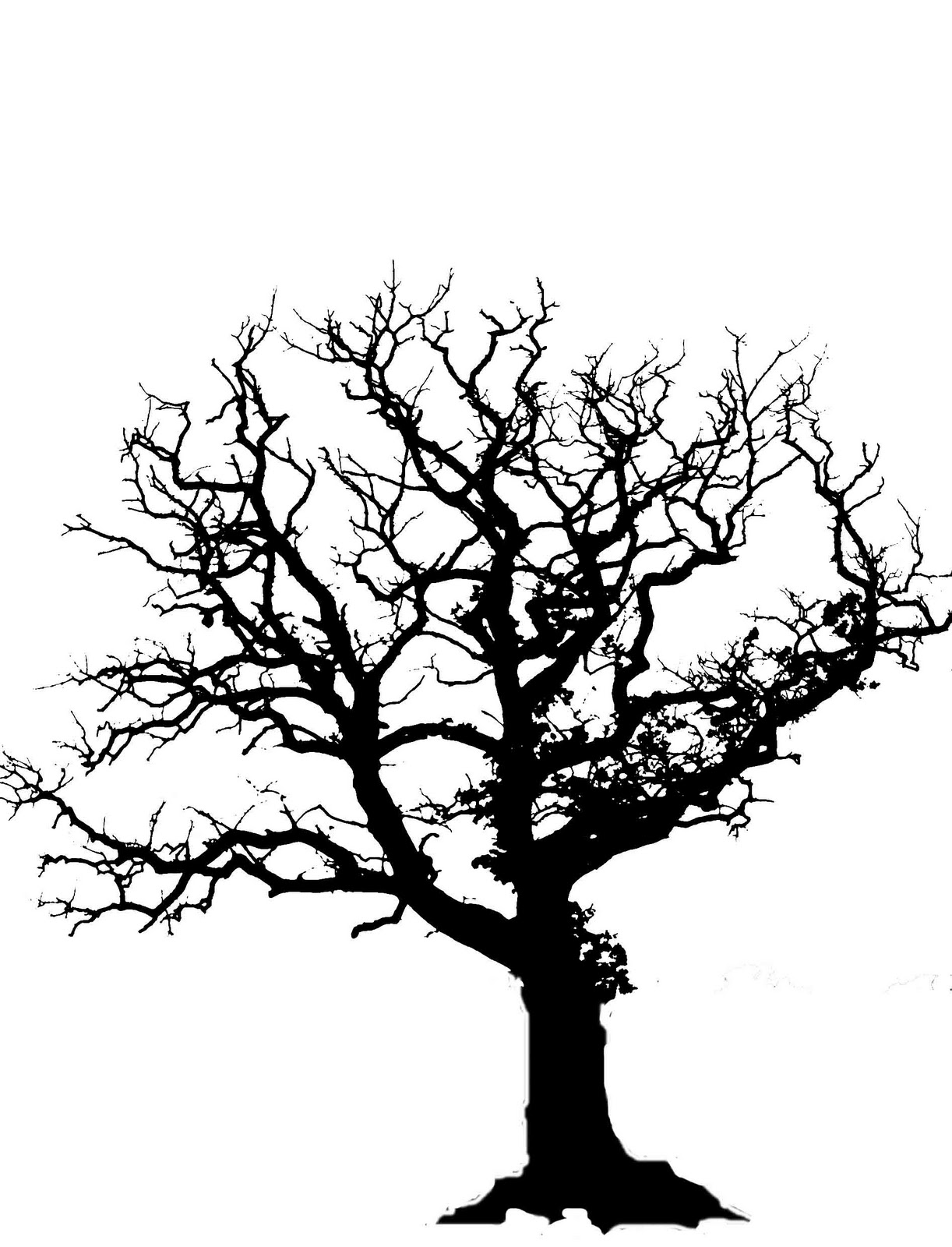 20 Tree Silouette Clip Art Animated Ideas And Designs