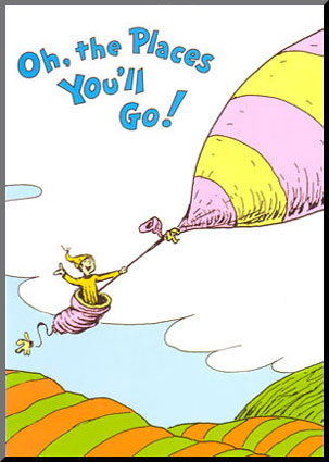 Best Oh The Places You Ll Go Clipart 9766