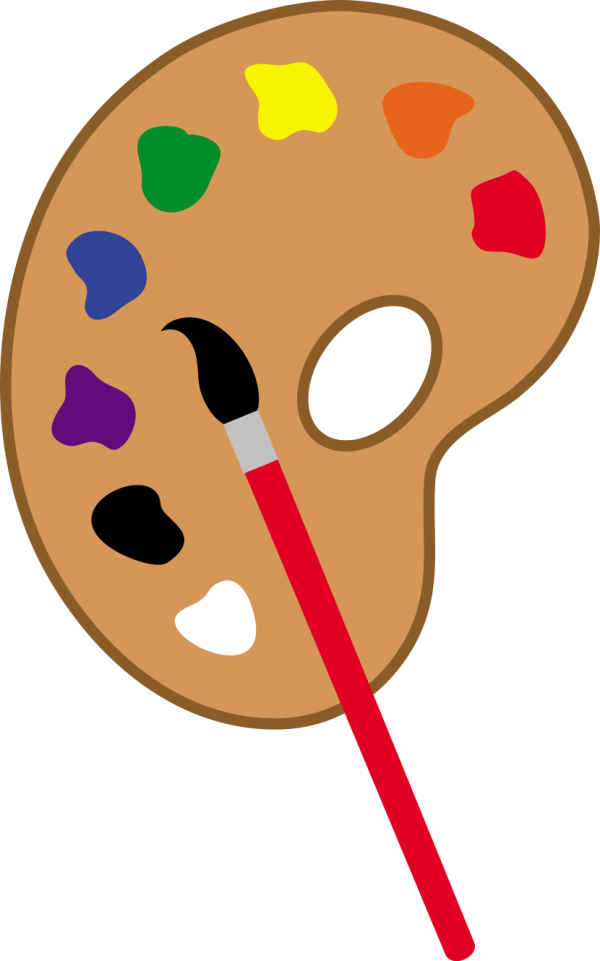 paintbrush clipart