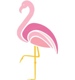 popular items for flamingo clipart on etsy [ 1500 x 1325 Pixel ]
