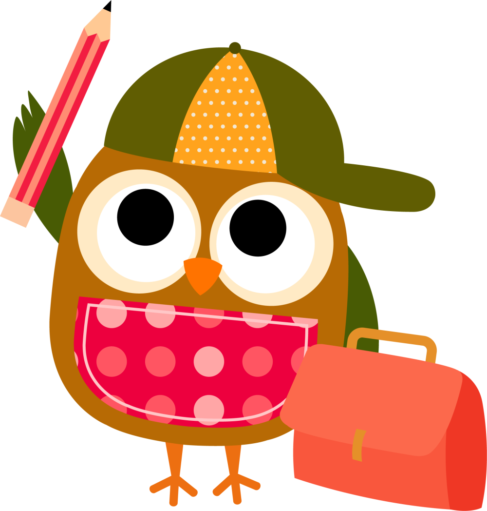 medium resolution of reading owl writing clipart free clip art images