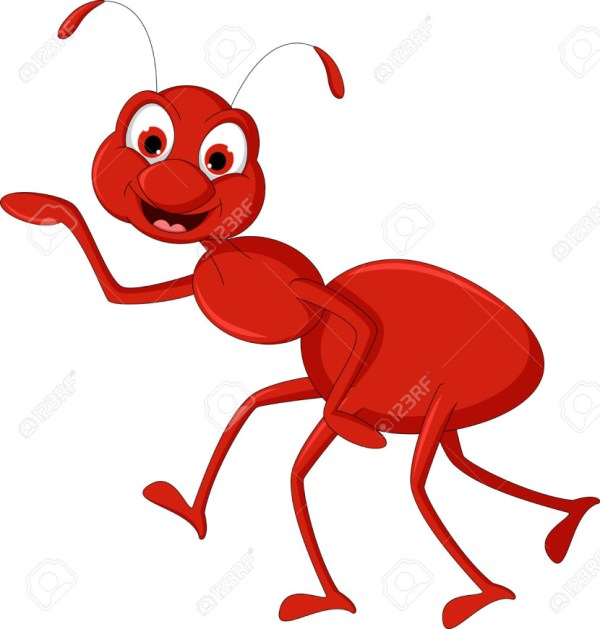ant clipart #12080