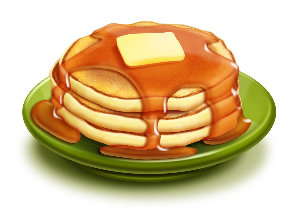 medium resolution of stack of pancakes clipart free clip art images