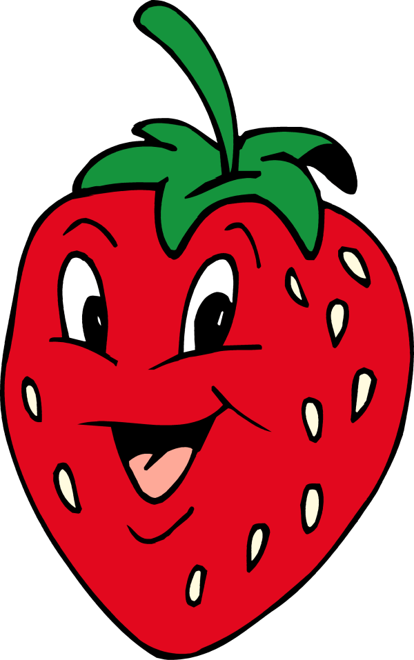 Strawberry Clipart #6613