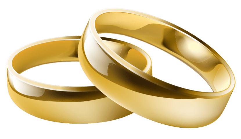 Image Result For Wedding Rings Vector Transparent Background