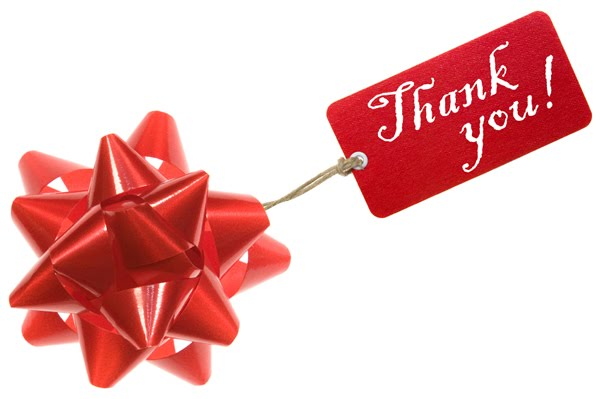 Christmas Thank You Clip Art Clipartioncom
