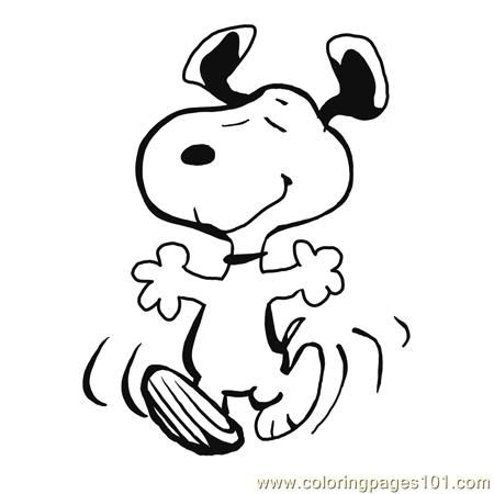 snoopy clipart #22320