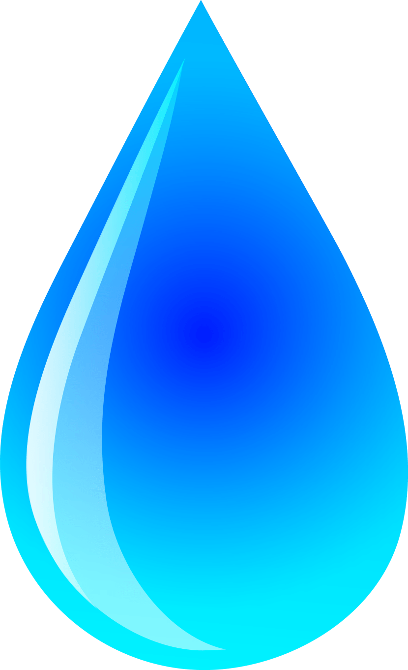 medium resolution of raindrop vector