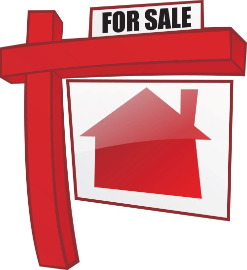 small resolution of house for sale clipart