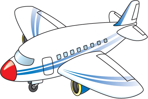 airplane air plane clip art clipart