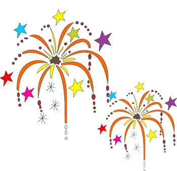 kids celebration clip art free