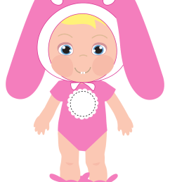 baby girl images of baby finger monkeys clipart clipartcow [ 1435 x 1834 Pixel ]