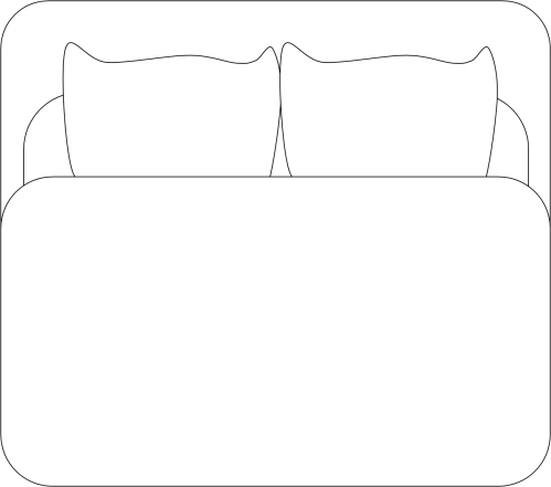 small resolution of bed clipart free large images 5