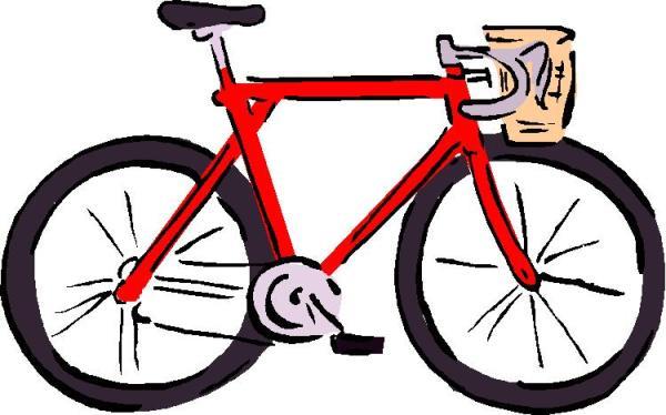free bike clip art - clipartix