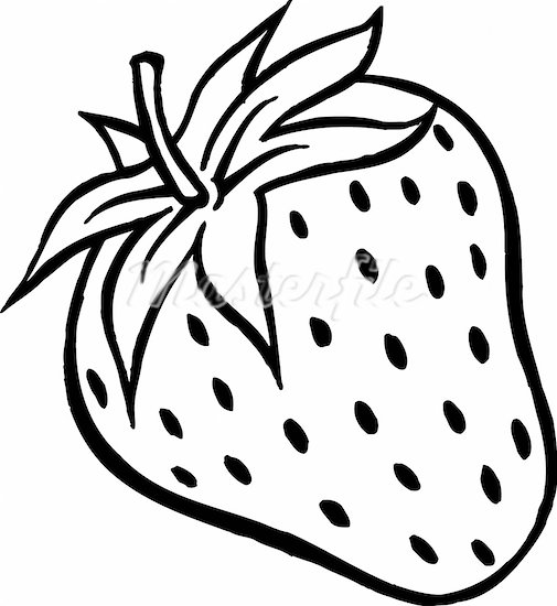 black and white clipart