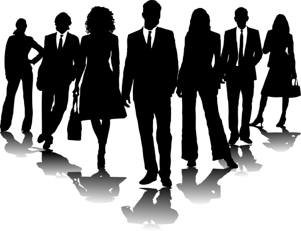 group of people clipart clipartion