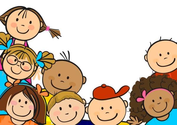free children clipart