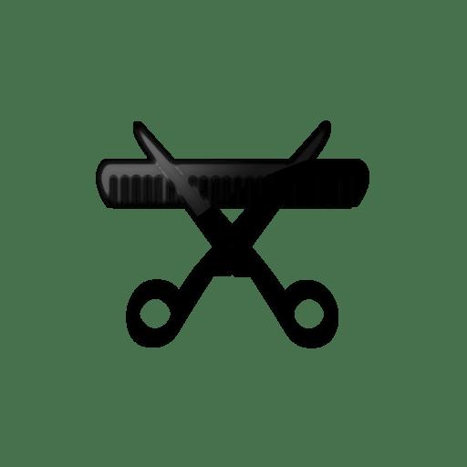 Scissors Free Scissor And Comb Clip Art 2 Clipartix