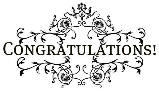 free congratulations clipart