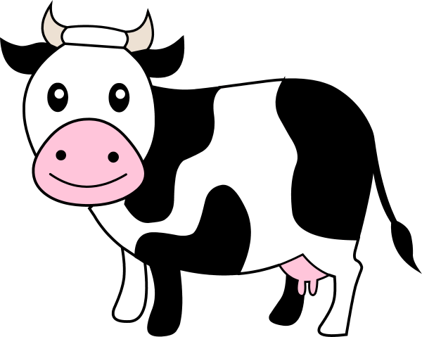clipart types of cows