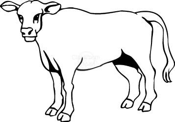 Cow Clipart Cow 0 Clipart Clipartix