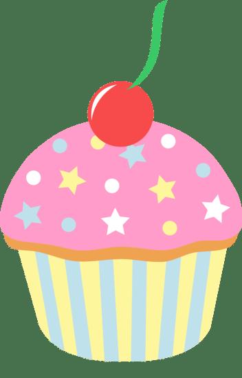 cupcake clipart 2 - clipartix