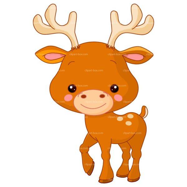 free deer clip art - clipartix