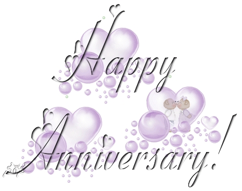 free happy anniversary clip art
