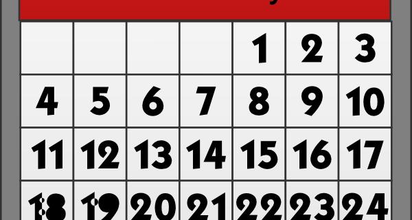 calendar clip art free clipartbold