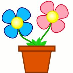 Free Flowers Clipart Pictures Clipartix