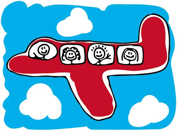 free airplane clip art