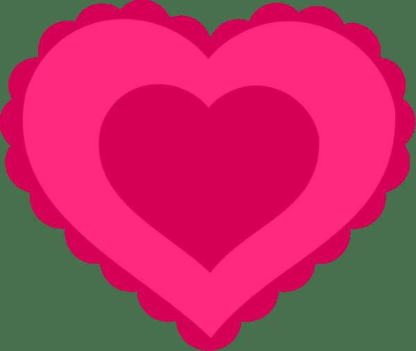 free hearts clip art