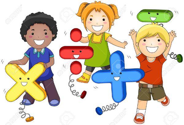 math kids stock children