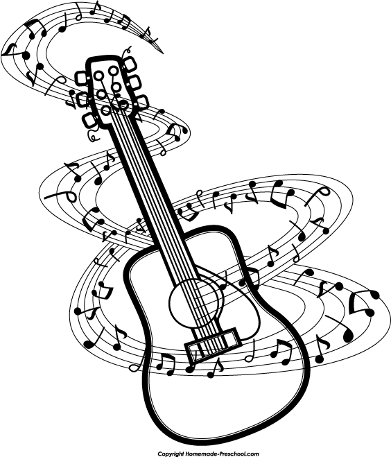 Musical notes music notes funny music note clip art free