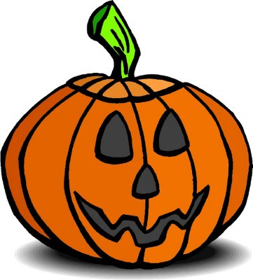 free october clip art