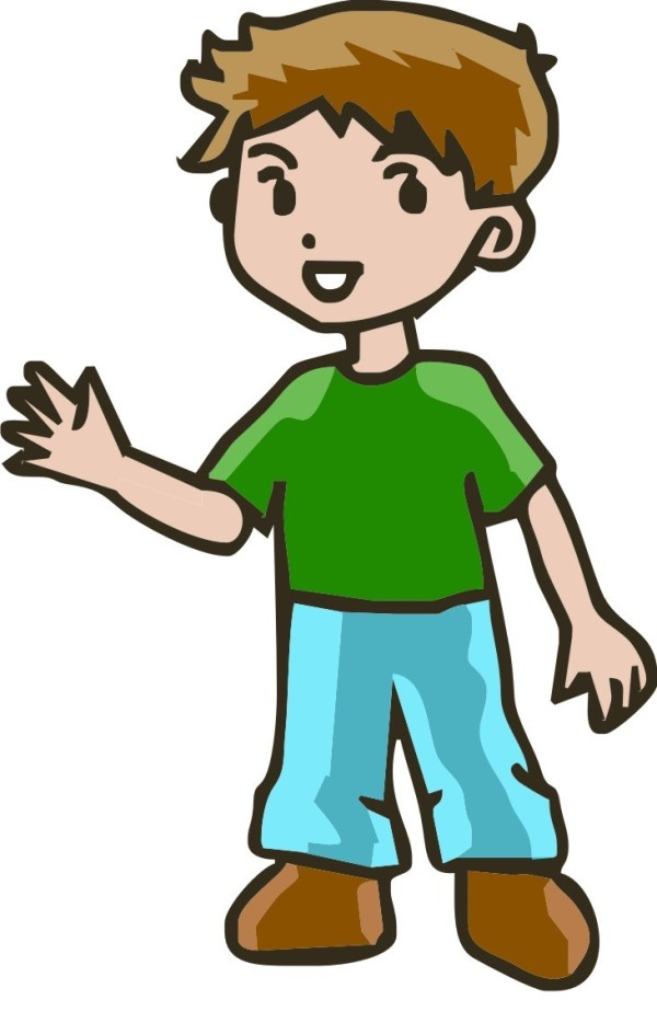 people happy person clipart clipartion