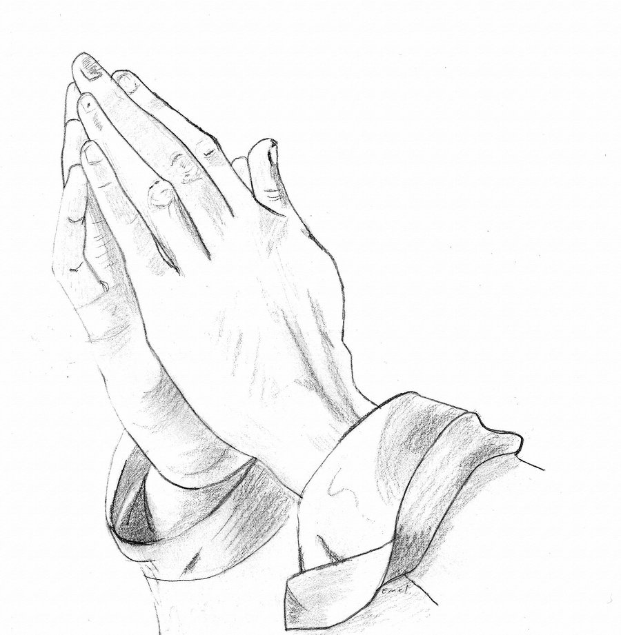 Praying hands photos of prayer hands drawings drawings to