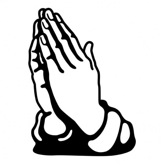 Praying hands praying hand prayer hands clipart clipart