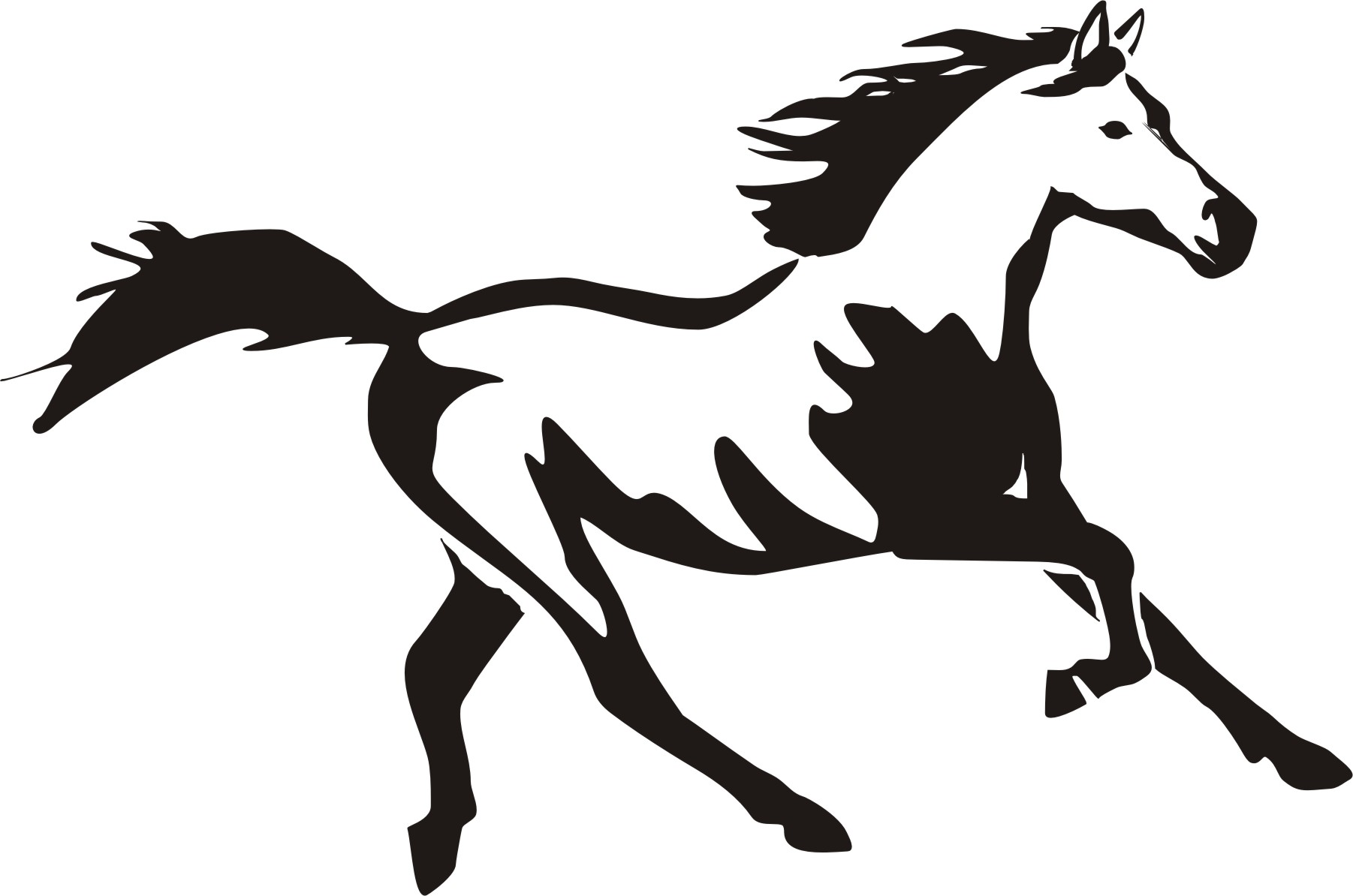 hight resolution of 1 free horse clip art pictures