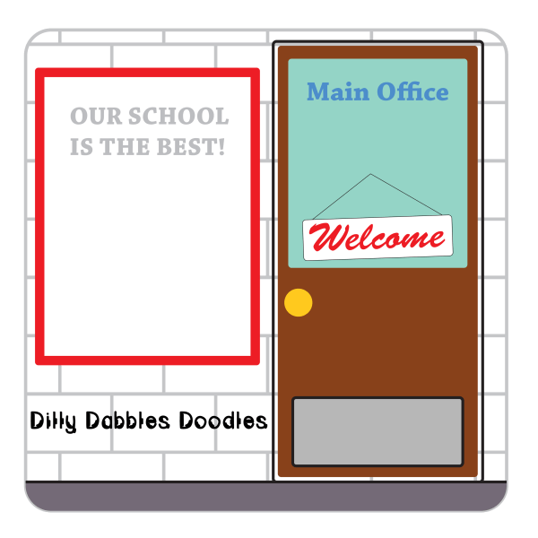 School Principal Office Clip Art