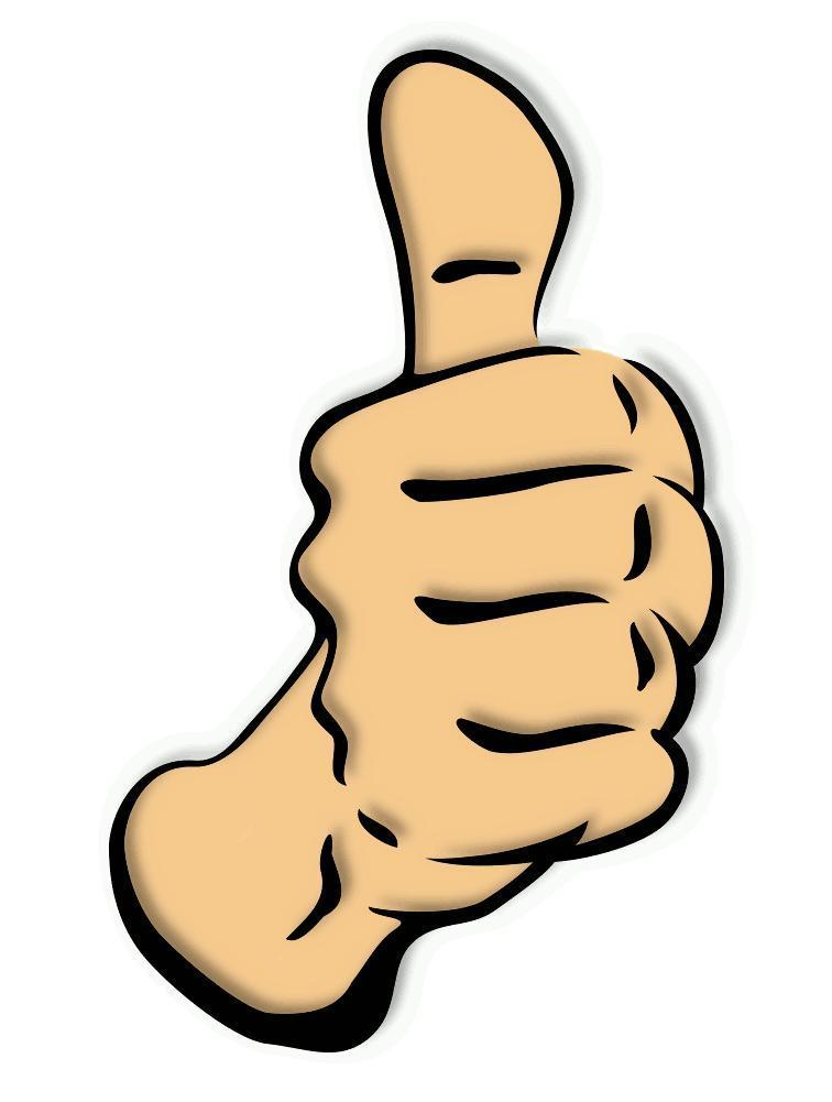 Free Thumbs Up Clipart Pictures  Clipartix