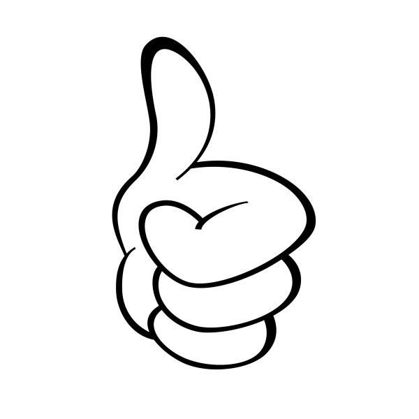 free thumbs clipart