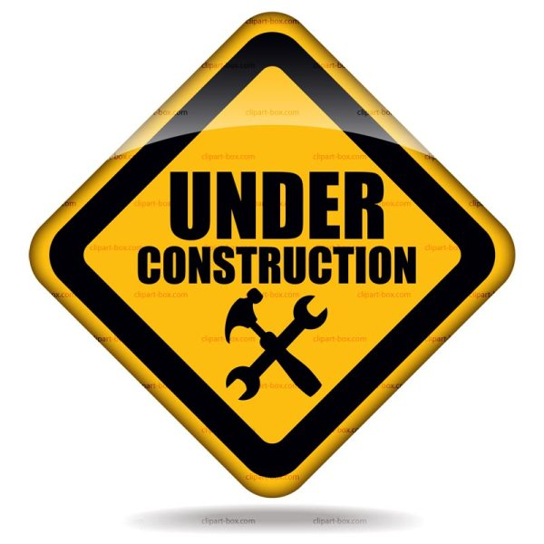 Under Construction Clip Art Free