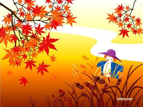 autumn cute fall clip art free